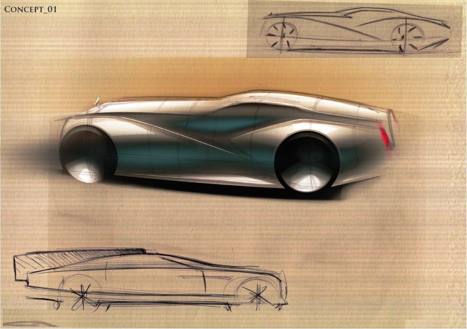 Design car contest -  Design Talent Showcase Jan Rosenthal S 2023 Rolls Royce Concept Wins Official Rca Contest 14