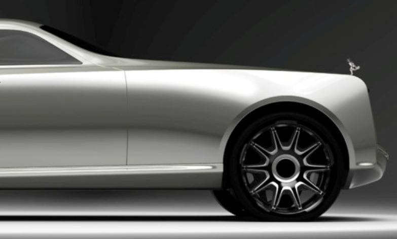 Design Talent Showcase - Jan Rosenthal's 2023 Rolls-Royce Concept Wins Official RCA Contest 2