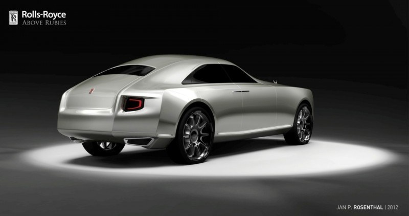 Design Talent Showcase - Jan Rosenthal's 2023 Rolls-Royce Concept Wins Official RCA Contest 3