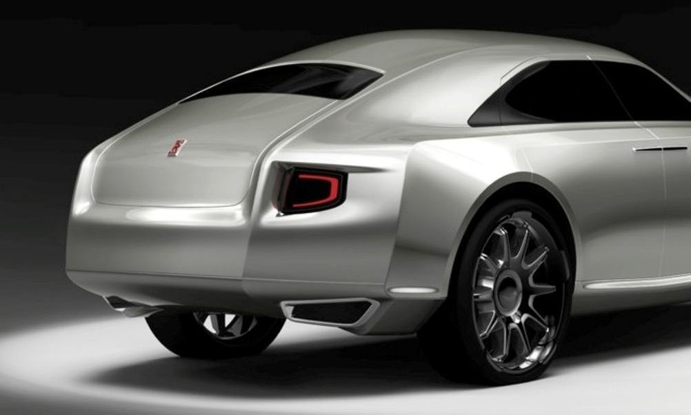 Design Talent Showcase - Jan Rosenthal's 2023 Rolls-Royce Concept Wins Official RCA Contest 4