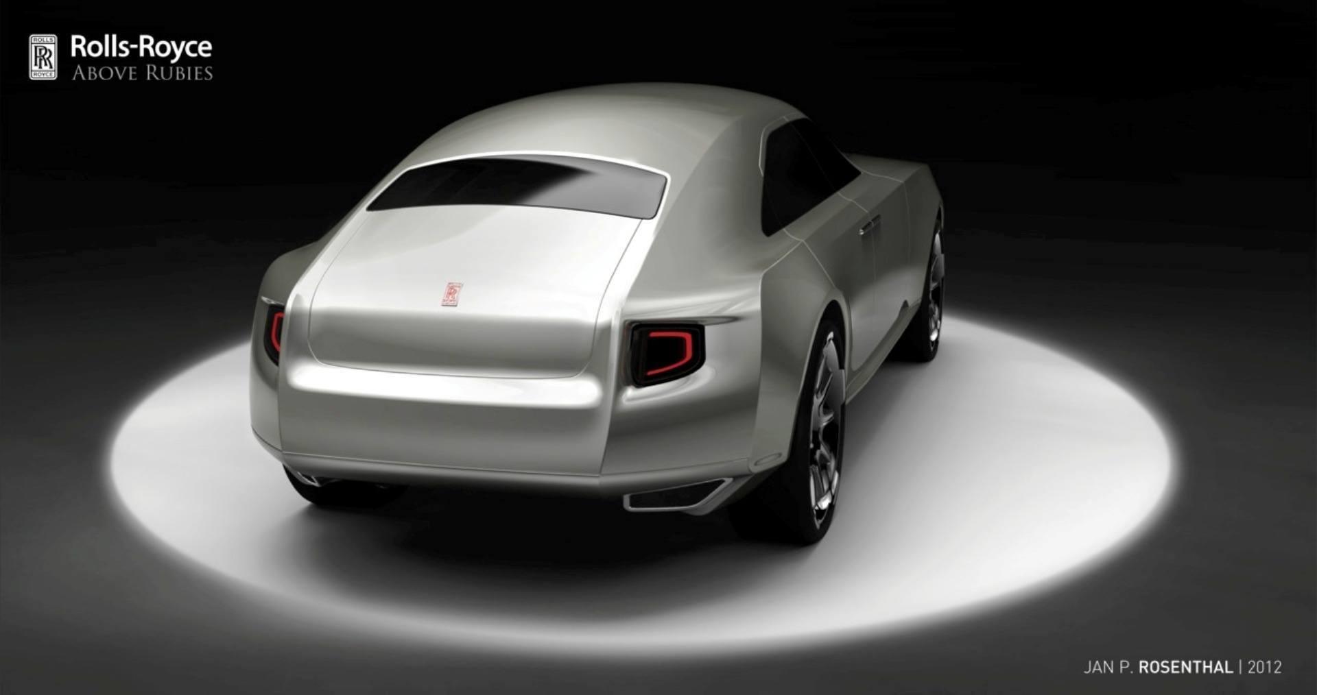 Design Talent Showcase Jan Rosenthal 2023 Rolls Royce
