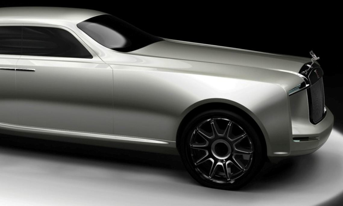 Design Talent Showcase - Jan Rosenthal's 2023 Rolls-Royce Concept Wins Official RCA Contest 8