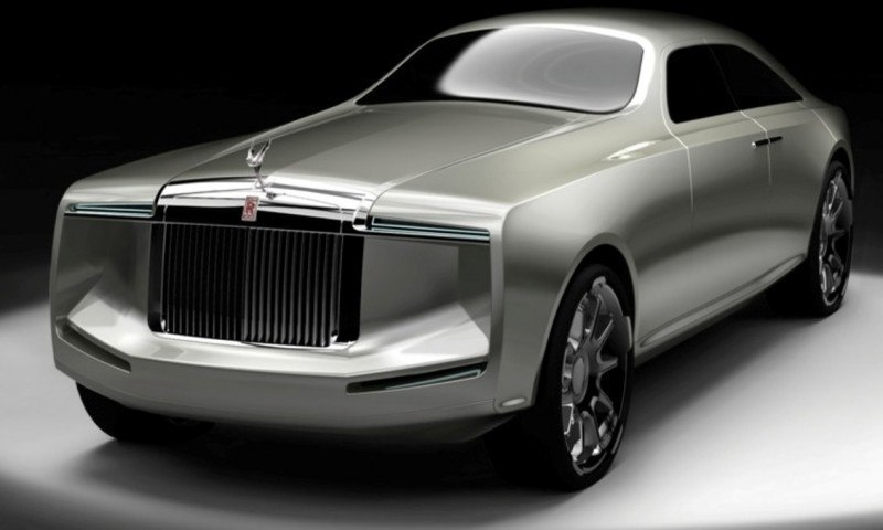 Design Talent Showcase - Jan Rosenthal's 2023 Rolls-Royce Concept Wins Official RCA Contest 9