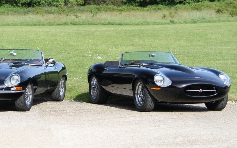 Eagle Spyder GT and standard-crop