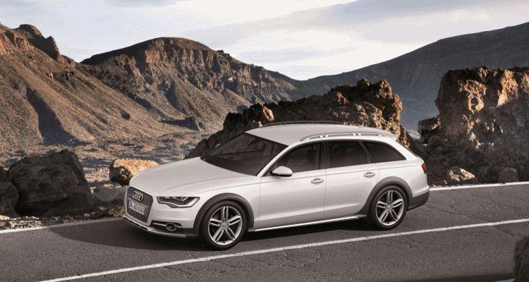 Euro Wagon Envy - 2014 Audi A6 Allroad  EXTERIOR DYNAMIC GIF