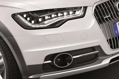 Audi A6 allroad quattro/Detail