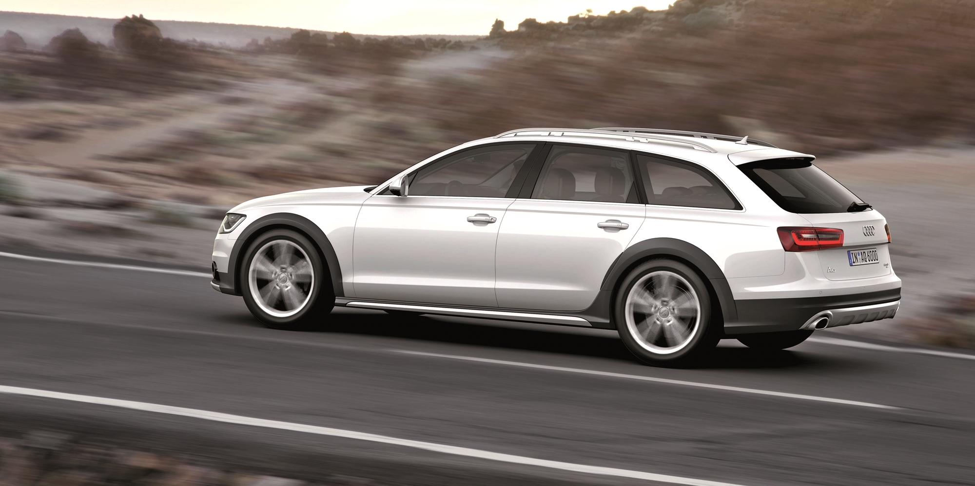 Euro Wagon Envy 2014 Audi A6 Allroad How To Convince