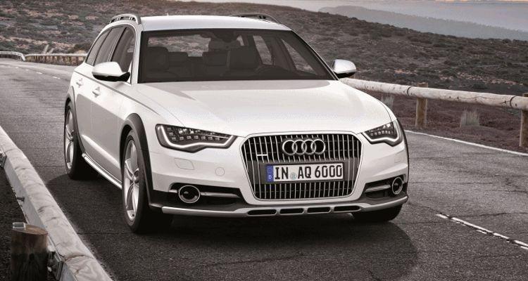 Euro Wagon Envy - 2014 Audi A6 Allroad header GIF