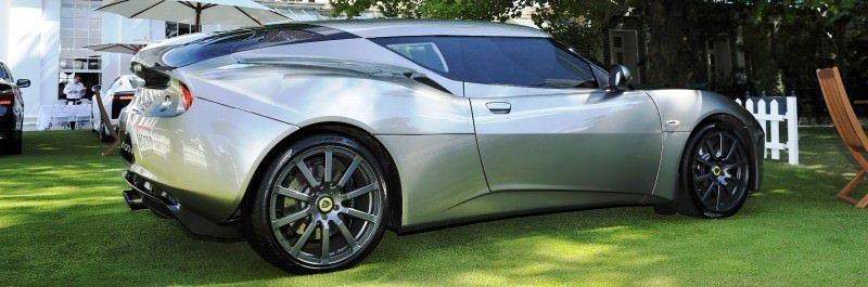 Exclusive Renderings! 2017 LOTUS Evora Clubman, Sedan and Shooting Brake 2