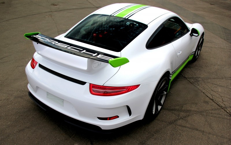 FOSTLA.de Shows Artful Porsche 911 GT3 Foil Wrap Design and Execution 6