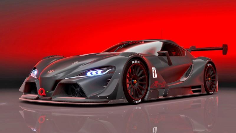 FT-1 Vision GT 10