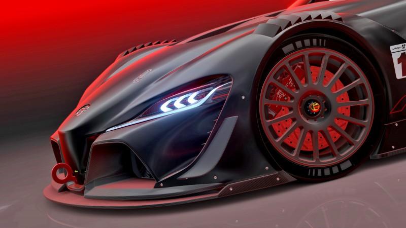 FT-1 Vision GT 11