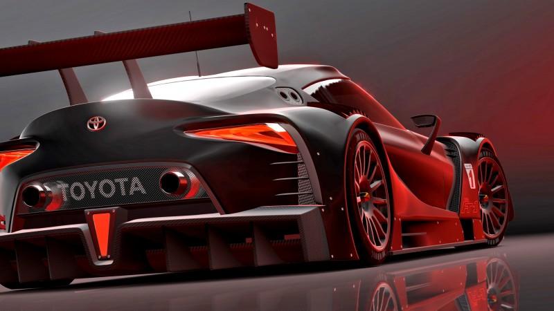 FT-1 Vision GT 13