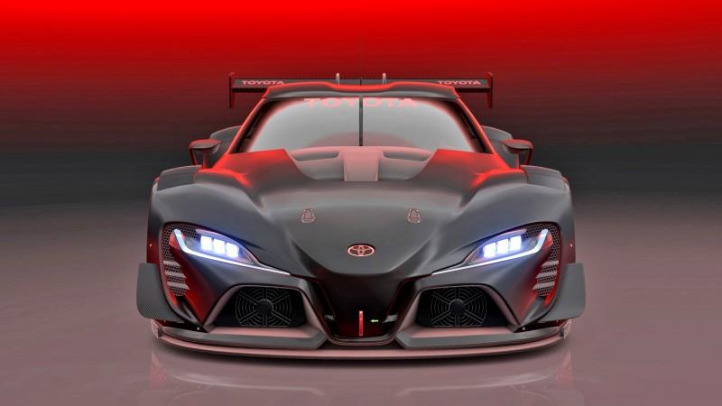 FT-1 Vision GT 14