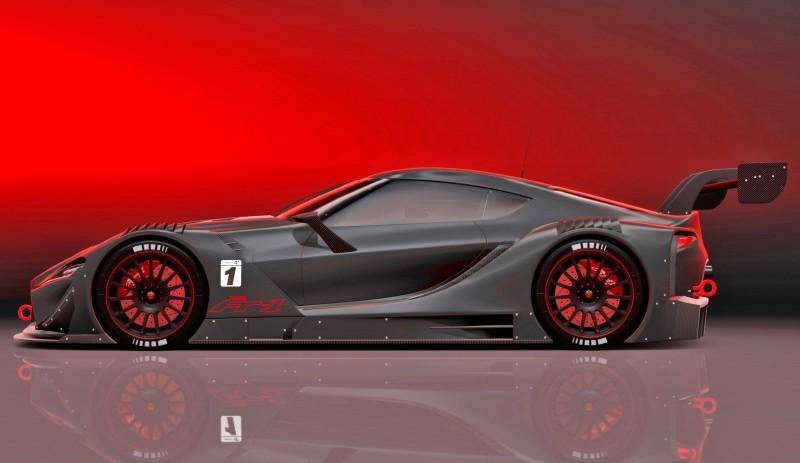 FT-1 Vision GT 16