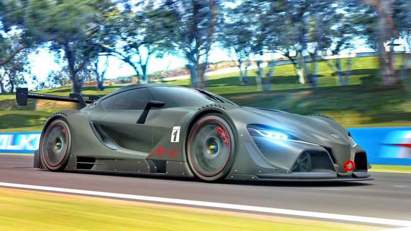 FT-1 Vision GT 17