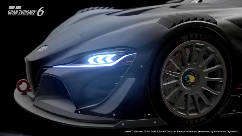 FT-1 Vision GT 3