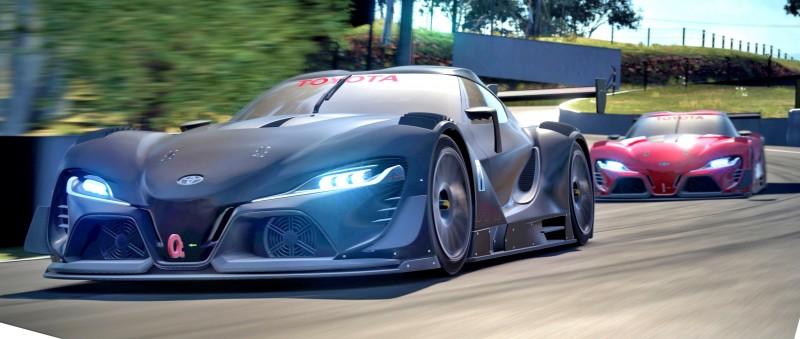 FT-1 Vision GT 5