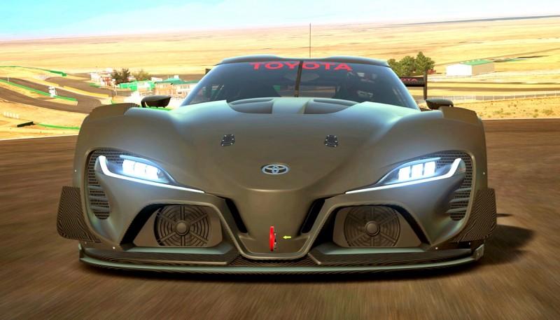 FT-1 Vision GT 8