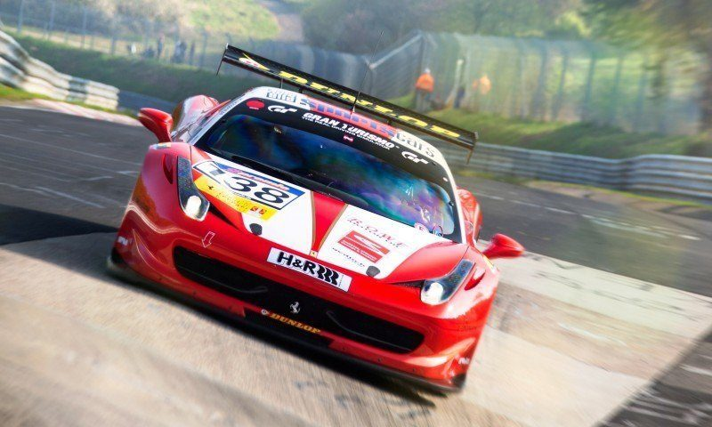 Ferrari 458 Competition by RacingOne Is Hardcore GT3 Track Attacker 1