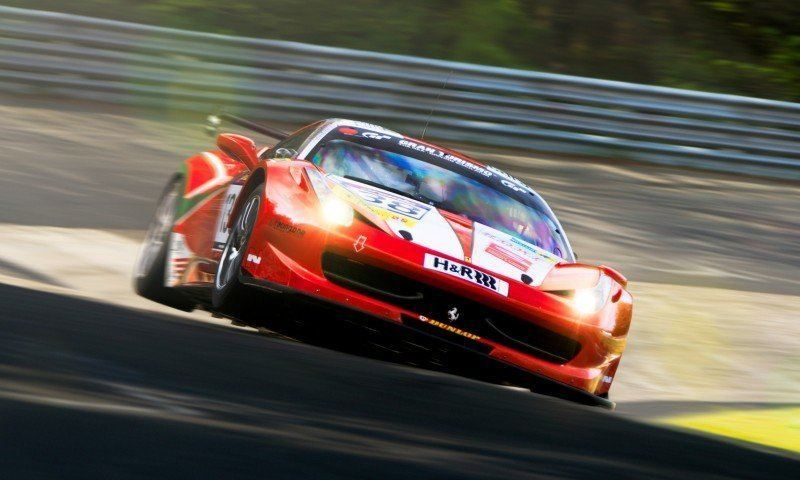Ferrari 458 Competition by RacingOne Is Hardcore GT3 Track Attacker 2