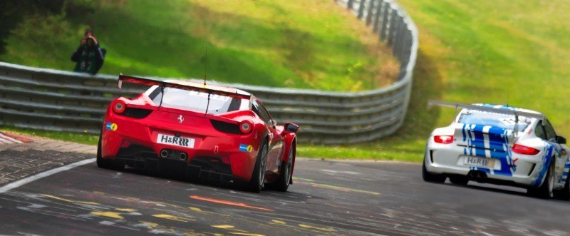 Ferrari 458 Competition by RacingOne Is Hardcore GT3 Track Attacker 5