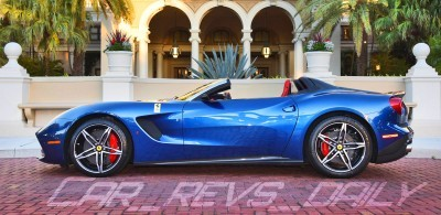 Ferrari F60 Renderings 2