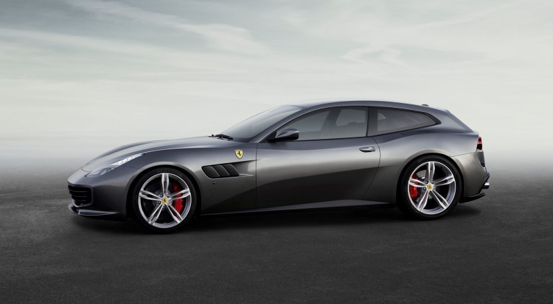 3.2s, 207MPH 2017 Ferrari GTC4 Lusso! V12 4WD Now Adds 4WS In Full Redesign 3.2s, 207MPH 2017 Ferrari GTC4 Lusso! V12 4WD Now Adds 4WS In Full Redesign 3.2s, 207MPH 2017 Ferrari GTC4 Lusso! V12 4WD Now Adds 4WS In Full Redesign