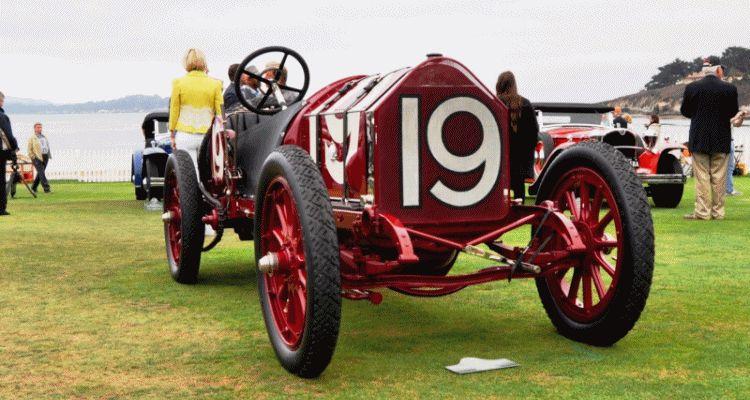 Fiat S10 racing