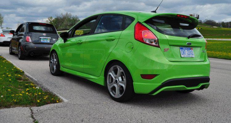 Fiesta ST gif header