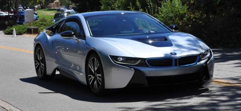 First 2014 BMW i8 Owners Take Delivery in Posh Pebble Beach Experience 12