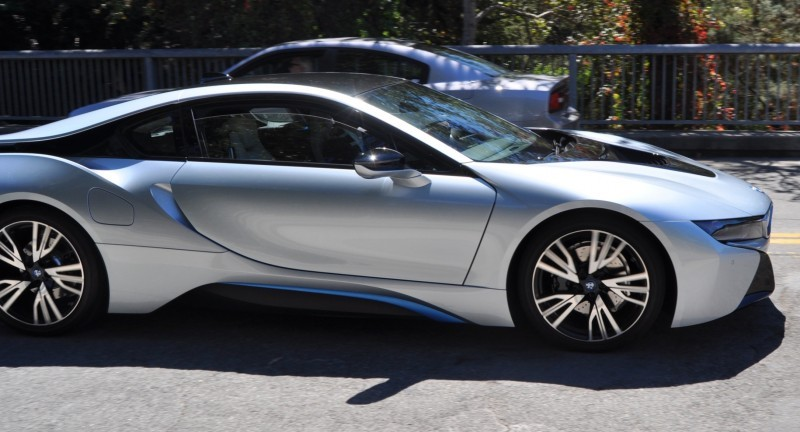 First 2014 BMW i8 Owners Take Delivery in Posh Pebble Beach Experience 13