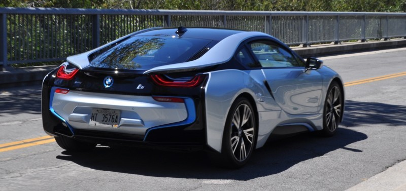 First 2014 BMW i8 Owners Take Delivery in Posh Pebble Beach Experience 14