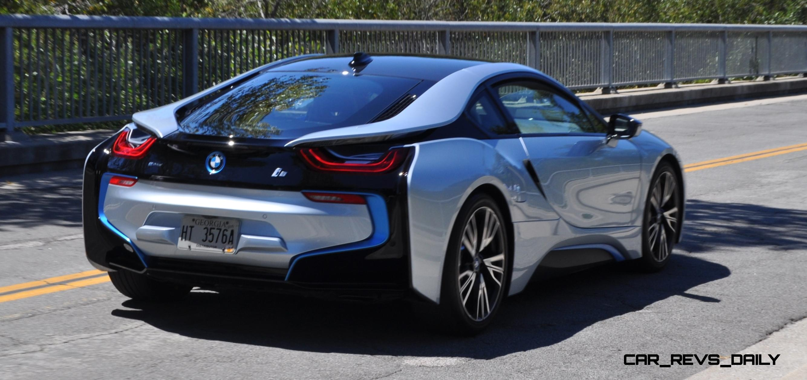 First 2014 Bmw I8 Owners Take Delivery In Posh Pebble