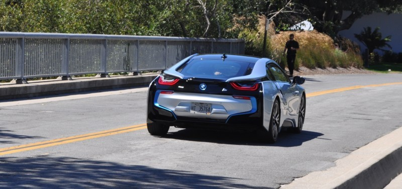 First 2014 BMW i8 Owners Take Delivery in Posh Pebble Beach Experience 15