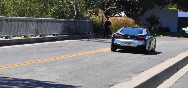 First 2014 BMW i8 Owners Take Delivery in Posh Pebble Beach Experience 16
