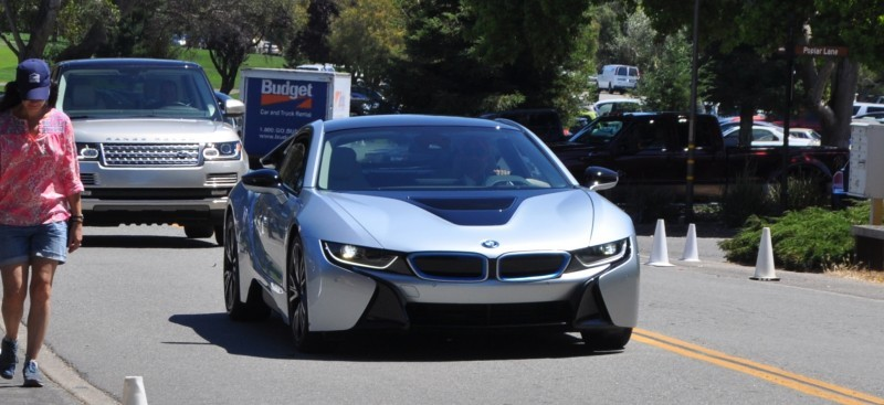 First 2014 BMW i8 Owners Take Delivery in Posh Pebble Beach Experience 8