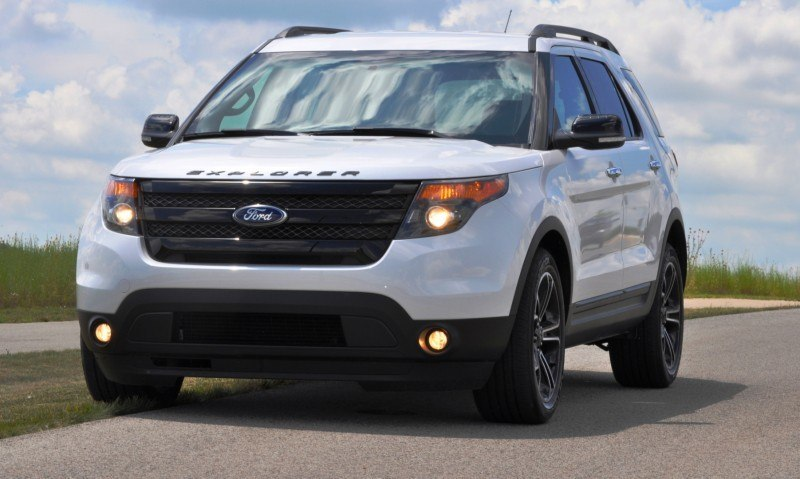 Ford Explorer Sport - Photo Showcase25