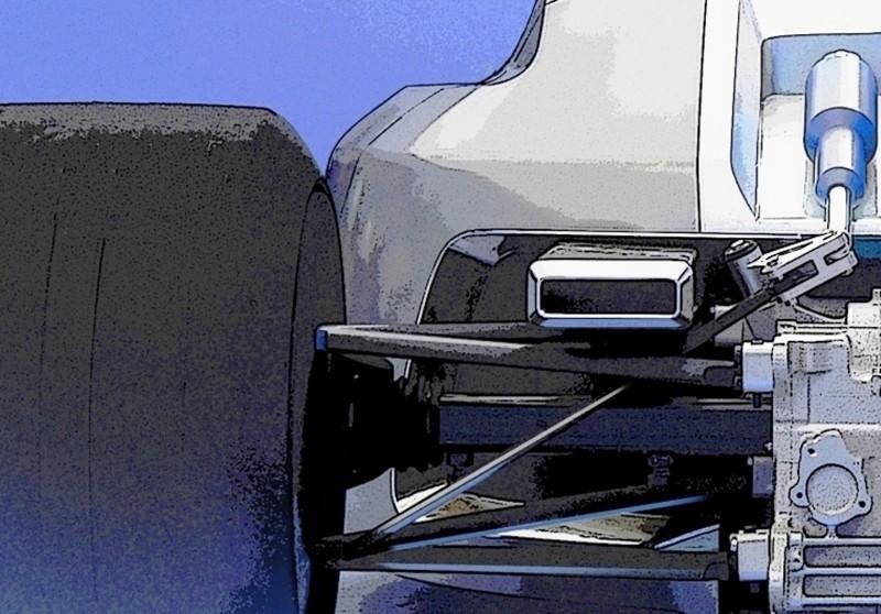 Ford Vision Gran Turismo Seems to Recall the 1996 INDIGO Open-Wheel Supercar Concept 3sf
