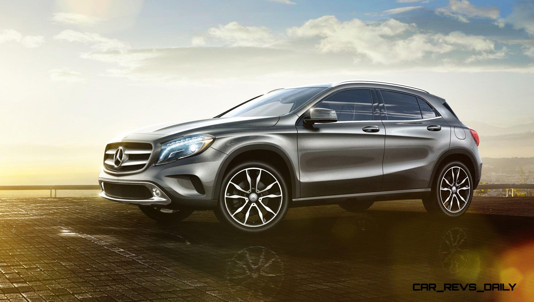 2015 mercedes benz gla250 4matic bases at 34k with for Rahal mercedes benz pittsburgh