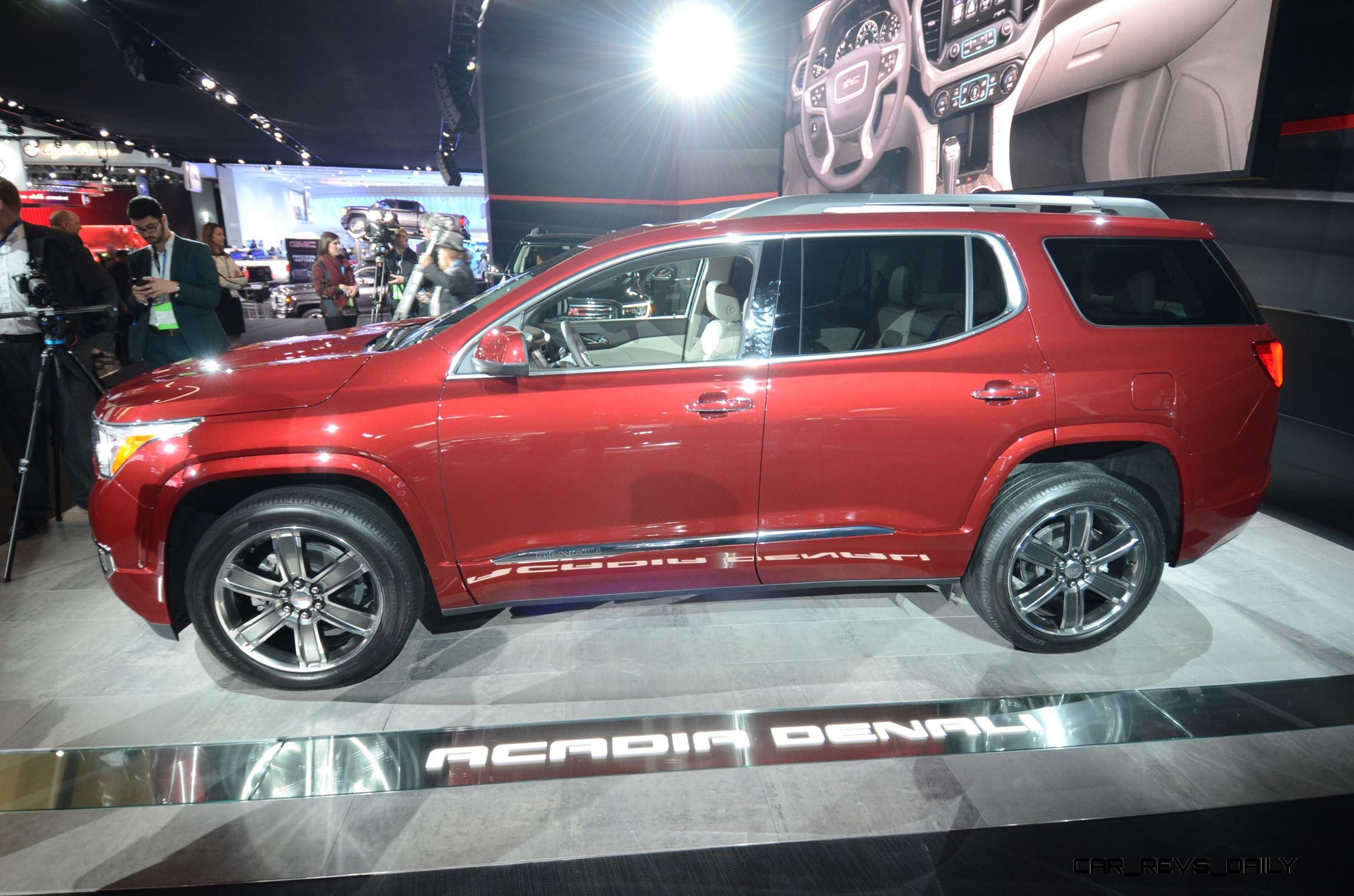 2017 gmc acadia denali road test review by tim esterdahl car revs. Black Bedroom Furniture Sets. Home Design Ideas