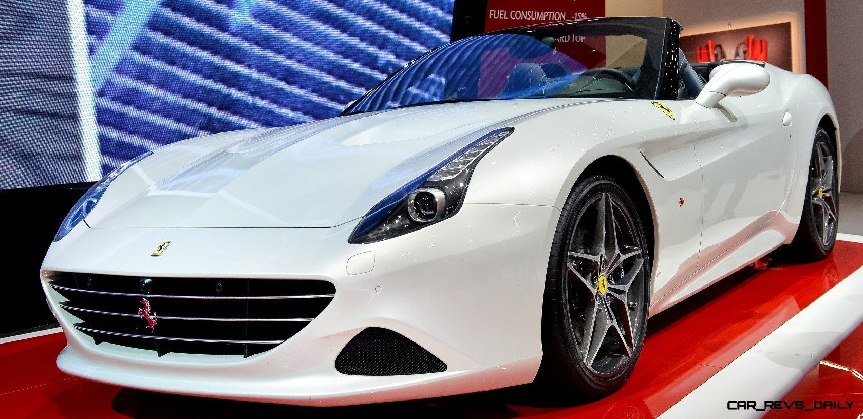 Geneva 2014 ShowFloor -- Ferrari California T, 458 Speciale and F12 Looking Brilliant 7
