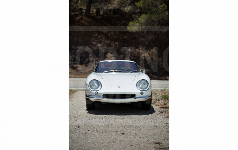 Gooding Pebble Beach 2014 - 1965 Ferrari 275 GTB Long Nose Alloy Earns $4.6M 5