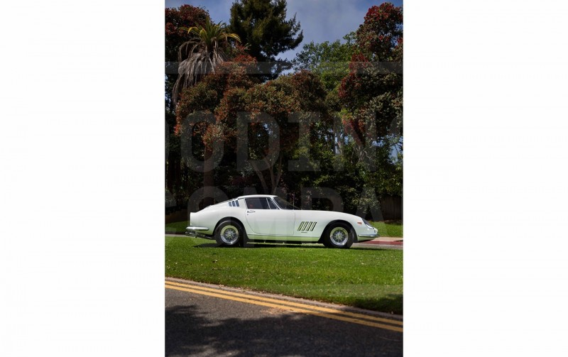 Gooding Pebble Beach 2014 - 1965 Ferrari 275 GTB Long Nose Alloy Earns $4.6M 6