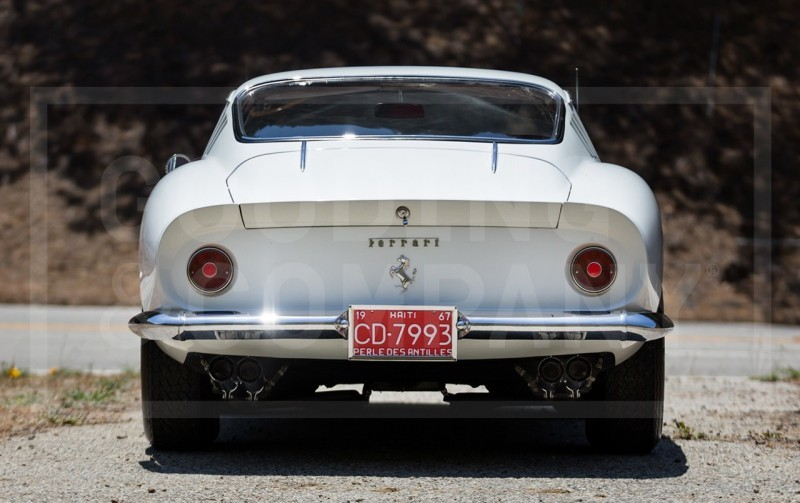 Gooding Pebble Beach 2014 - 1965 Ferrari 275 GTB Long Nose Alloy Earns $4.6M 7