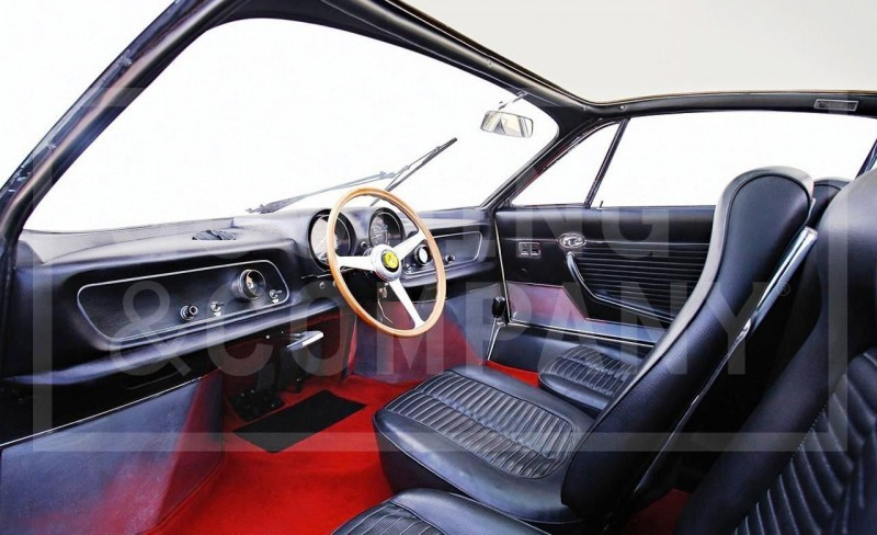 Gooding Pebble Beach 2014 - 1966 Ferrari 365P Tre Posti 12