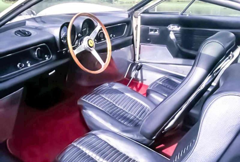 Gooding Pebble Beach 2014 - 1966 Ferrari 365P Tre Posti 2