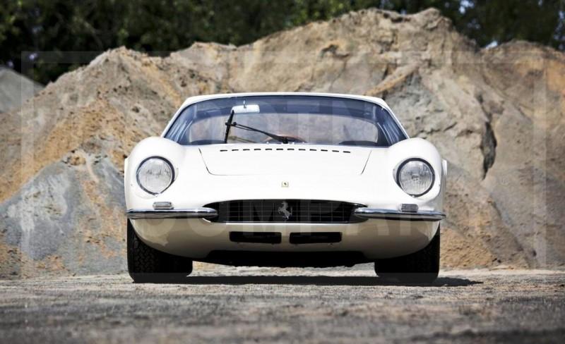 Gooding Pebble Beach 2014 - 1966 Ferrari 365P Tre Posti 3