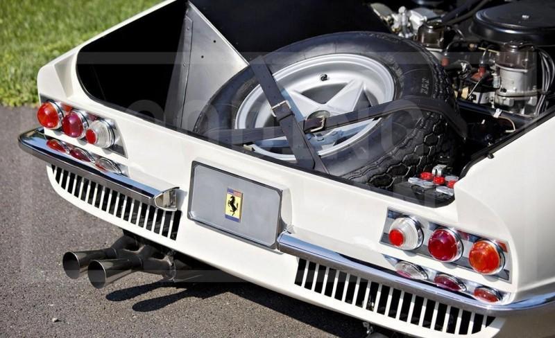Gooding Pebble Beach 2014 - 1966 Ferrari 365P Tre Posti 4
