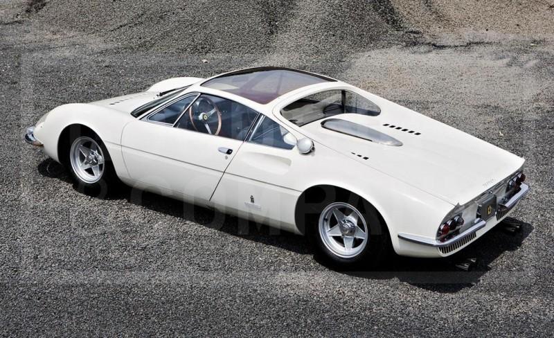 Gooding Pebble Beach 2014 - 1966 Ferrari 365P Tre Posti 6